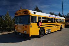 Spearman Lynx Blue Bird TC2000 RE #17 (sj3mark) Tags: bluebird schoolbus lynx spearman activitybus tc2000re spearmanisd