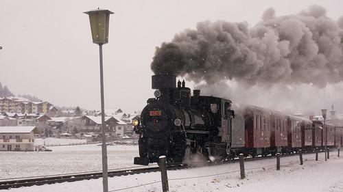 Zug nach Hogwarts