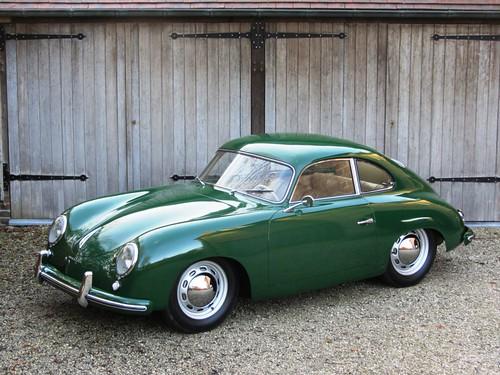 Porsche 356 Pre A (1953).