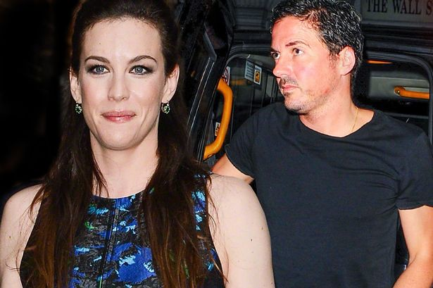 LIV TYLER is engaged