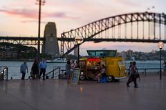 Sydney Opera House (SWC Photography!) Tags: bridge sunset people house miniature nikon opera bokeh sydney australia nsw 45mm tiltshift harbou tilfshift d4s