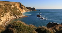 Oswald Bay - Dorset Coastline East of Durdle Door. (2) (Richard Collier - Wildlife and Travel Photography) Tags: landscape coastal dorset southcoast coastalcliffs oswaldbay