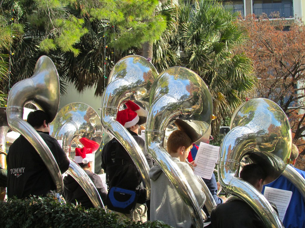 Tuba Christmas by tara marie, on Flickr