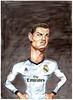 Cristiano Ronaldo FIFA Ballon dOr 2014 by German Aczel