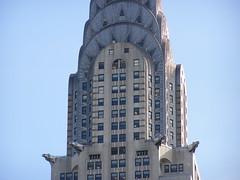 Chrysler Building, 1930 (DeBeer) Tags: nyc newyorkcity 1920s newyork art architecture skyscraper painting manhattan elevator icon ceiling lobby midtown artdeco chryslerbuilding 20thcentury 1930 20thcenturyart 20thcenturyarchitecture edwardtrumbull williamvanallen 20thcenturypainting