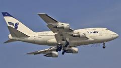 Iran Air B747SP EP-IAC (Aiel) Tags: bombay boeing mumbai iranair b747 b747sp epiac