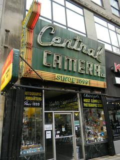 Central Camera : Chicago
