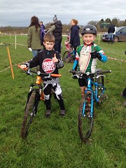 South West Cyclo-Cross League Round 13, Plymouth City Motopark, Jan-2015