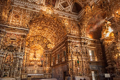 Igreja de São Francisco, Pelourinho Salvador, Bahia, Brasil