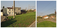 a day in wandre (B) #60 (beauty of all things) Tags: diptych belgium belgien urbanes wandre