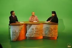 193. Еп. Арсений на передаче телеканала ГЛАС 2009 г
