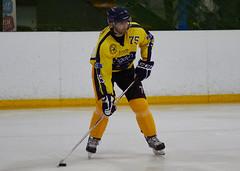 Oxford City Stars vs London Raiders 15 (Lawrence Harman) Tags: sport icehockey icerink oxford 75 nihl canon600d oxfordcitystars january2015 zsoltmastaleriu