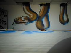Vogue (aniduhh) Tags: graffiti bay vogue area tdk