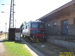 H-FLOYD 0600 949-5 Vmosgyrk, 2010. 08. 23. (1) (petrsbence) Tags: hungary zug trains pinkfloyd railways banh mv vonat vast hfloyd dieselmozdony vmosgyrgy