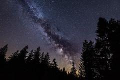 Milchstrae am Oderteich (Gruenewiese86) Tags: night canon stars star shoot nightshot nacht astro tamron harz sterne milkyway 6d 1530 sternenhimmel nachthimmel oderteich milchstrase