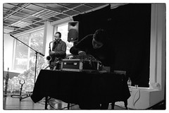 John Butcher & John Macedo @ Sonic Surfaces, BankSpace Gallery, London, 19th May 2016 (fabiolug) Tags: leica blackandwhite bw music london monochrome 35mm blackwhite concert live duo gig livemusic performance rangefinder summicron synth monochrom sax whitechapel cass saxophone biancoenero synthesiser leica35mm johnbutcher leicam 35mmsummicronasph leicasummicron summicron35mmf2asph 35mmf2summicronasph summicronm35mmf2asph mmonochrom leicammonochrom leicamonochrom johnmacedo sonicsurfaces bankspacegallery