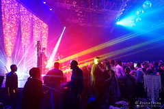 20160503-33-Viaduct Events Centre interior (Roger T Wong) Tags: lighting travel newzealand people lights dancing stage crowd band event auckland nz mirrorball function spotlights gatsby chandeleir 2016 rogertwong sonya7ii sel28f20 sonyilce7m2 sonyalpha7ii sonyfe28mmf2