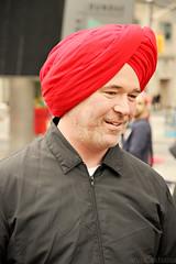 #TurbanUp #TurbanUp2016 #Toronto #Canada (angadskhalsa) Tags: india toronto religious turban sikh punjab punjabi singh kaur gatka nihang dastar nihung pagg turbanup