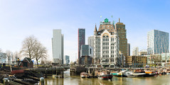 Oude Haven (Philippe Lejeanvre - ) Tags: rotterdam harbour paysbas zuidholland oudehaven