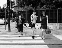 Generations (sghignone) Tags: blackandwhite bw station torino streetphotography streetlife sansalvario parcodelvalentino fujifilmx70