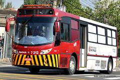 7 212 - Volvo 340hp - SOS (American Bus Pics) Tags: volvo sãopaulo millennium sos caio socorro maintence manutenção sptrans b12m