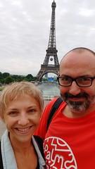 Eiffel Tower (George M. Groutas) Tags: eiffeltower eiffel toureiffel gustaveeiffel