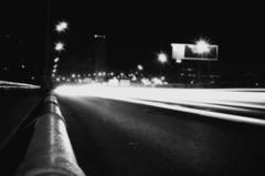 (iliyw) Tags: city night lights blackwhite brigde blackwork