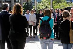 Minut de silenci per les  victimes d'Orlando.17-06-2016 (Govern d'Andorra) Tags: homenatge minut orlando silenci som stop victimes violncia