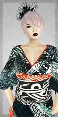 oei2 (fawn(ayame ame)) Tags: shi kokorotayori kimono hair hairfair secondlife summer