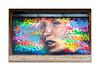 Graffiti (Olivier Roubieu), South London, England. (Joseph O'Malley64) Tags: uk greatbritain england streetart london graffiti mural paint britain pavement spray british panels cans aerosol southlondon muralist limestonesteps mrshiz olivierroubieu