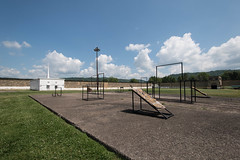 WVP-35 (vaabus) Tags: westvirginia westvirginiastatepenitentiary moundsville haunted spooky spookyplaces cellblocks inmates jail prison penitentiary