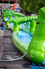 SLC Trip (DigHazuse) Tags: friendsinfocusphotography2016 vacation dighazuse canon7d 18135mm onholiday saltlake saltlakecity utah slidecity slide water slippery