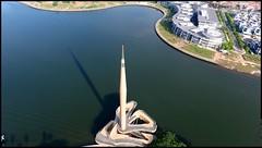 160604 Putrajaya 46 (Haris Abdul Rahman) Tags: weekend putrajaya phantom4 dji monumenalafbaru harisabdulrahman harisrahmancom aerialdrones fotobyhariscom