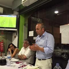 Reunião Comissão Coordenadora Autárquica Nacional com CPD Vila Real