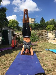 (anto291) Tags: yoga grasse anto sirsasana