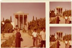 maman , sadeeyeh (reza fakharpour) Tags: old trip family vintage mom freedom iran poet shiraz iranian 1970s womensrights iranians shah   persianliterature iranbeforetherevolution tombofsadi