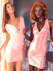 Rootstein Mannequin Irene (capricornus61) Tags: black mannequin shop model doll dummies display plastic irene dummy schaufensterpuppe figur puppe rootstein schaufensterfigur