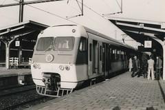 ONCF Trainset of class ZMC on test in Bruges. (Franky De Witte - Ferroequinologist) Tags: de eisenbahn railway estrada chemin fer spoorwegen ferrocarril ferro ferrovia