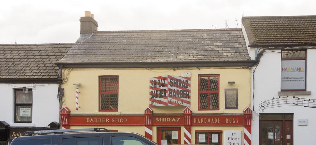 Barber Shop - Stillorgan Village Ref-100095