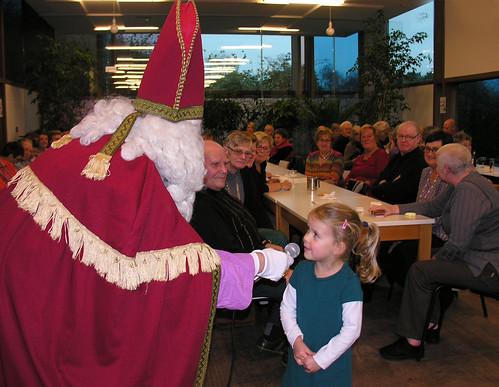 Koffietafel met de Sint en Piet © Antheunis Jacqueline