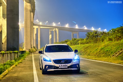 My V40 Cross Country@ (M.K. Design) Tags: longexposure cars nature beautiful landscape volvo scenery diesel taiwan led vehicles  hid   ultrawide  d2  2014  nightimage powershift        6 afs2470mm28g   d800e v40crosscountry  afs1424mm28g       hid