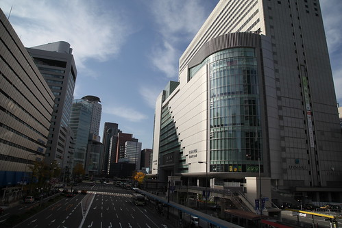 大阪駅周辺