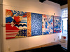 TSUNAMI Exhibition @ Artifex Gallery Antwerpen (EYES-B // http://www.eyesb.be) Tags: street art graffiti gallery expo exhibition tsunami exposition antwerp antwerpen collective artifex defo reab blancbec eyesb