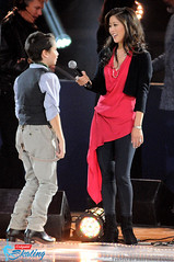 Kristi Yamaguchi and Kurt Browning's son Gabriel