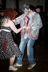 October Photo A Day 2014: No31 - Dancing Zombies (Ruthie H) Tags: halloween dancing zombie lindyhop swingaroovintagedancehall