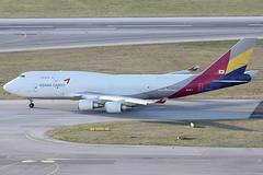 Asiana Airlines Boeing 747-48E(BDSF) HL7417 (c/n 25779) (FNF_VIENNA - Vienna-Aviation.net) Tags: boeing 747 asiana vie schwechat loww viennainternationalairport hl7417 b74l