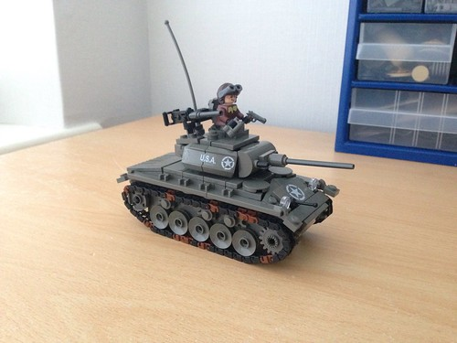 "M24 ""Chaffee"" Light Tank"