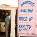 Beauty Salon in a Container
