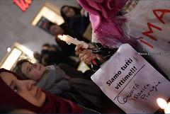 Je Suis Charlie... Je Suis Ahmed (Marco Zuccaccia) Tags: perugia manifestazione piazzadellarepubblica charliehebdo vittimeterrorismo jesuischarlie jesuisahmed
