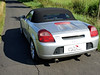 Toyota MR2 W3 Roadster Verdeck